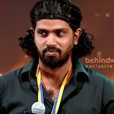 Pradeep Kumar's awarding video at Behindwoods Gold Medals
