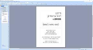 Microsoft Publisher Format How To Make Wedding Invitations On Microsoft Publisher