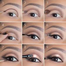 for our style of eyes soft rose gold smokey eye tutorial good for hooded eyelids or monolids on asian eyes s and instructions in the link