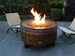 how to build a propane fire pit fabulous outdoor propane fire pits for your house idea