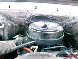 pic heater hoses and control vac lines chevrolet forum chevy vac lines <p class msonormal style margin 0in 0in 0pt ><font face times new r size 3>