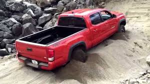 2016 Toyota Tacoma - Demonstrating Crawl Control - YouTube