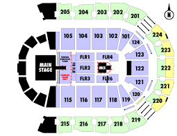 Spokane Arena Hockey Seating Chart Dierks Bentley Ticketswest