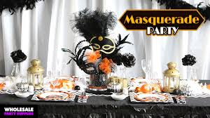 Decorations For Masquerade Ball Delectable DIY Halloween Masquerade Party Ideas Party Ideas Activities By