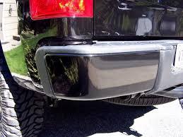 nnbs silverado painting rear chrome per black how to gm