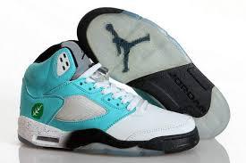 air jordan shoes for girls black. girls air jordan 5 retro blue/white-black shoes for black