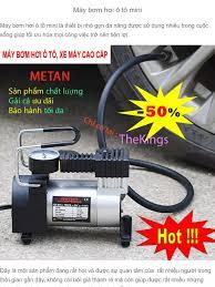 Bơm hơi ôtô xe máy, bơm di động, máy bơm hơi mini cho ô tô xe