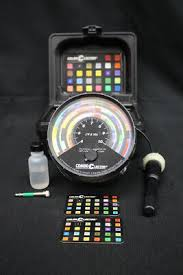 Color C Lector Chart Lake Systems Combo Color C Lector Fish Finding Lure Aid Ph
