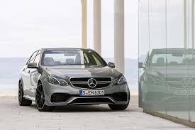 2014 Mercedes-Benz E63 AMG Officially Revealed