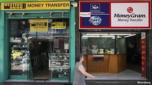 Services Not - Money-transfer Better But Bigger