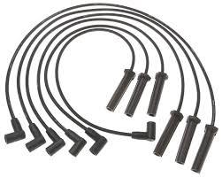 amazon com acdelco 9726uu professional spark plug wire set automotive Ford Expedition Spark Plug Diagram at 2005 Pontiac Montana Spark Plug Wire Diagram