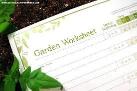 garden planning tool. Free Garden Planning Printable Download This Worksheet To Plan Organize Your . Tool N