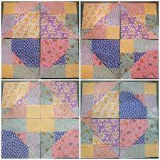 Disappearing 9 Patch Quilt Block - Criss Cross Cut - | Patch quilt ... & Disappearing 9 Patch Quilt Block - Criss Cross Cut - Adamdwight.com