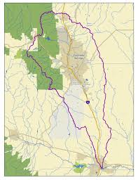 denver to colorado springs. the fountain creek watershed is located along central front range of colorado. it denver to colorado springs r