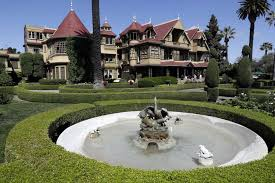 an exterior view of the winchester mystery house friday may 5 2017 in