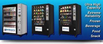 Most Reliable Vending Machines Interesting Robinson's Vending Service