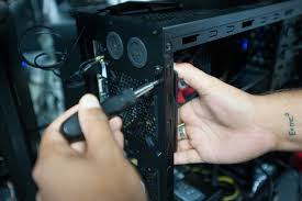 how to install or replace a case fan pcworld install case fan