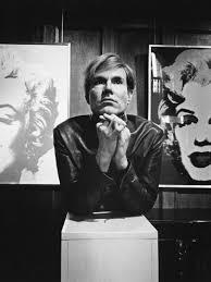 Why did Andy Warhol paint <b>Marilyn Monroe</b>?