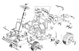 Mtd lawn mower parts diagram a 01 g new impression wiring for riding and