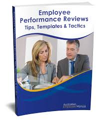 Australian Employee Performance Review Templates & Training