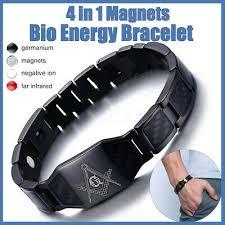 4 in 1 <b>Magnetische Energie Energien Armband</b> Gesundheit ...