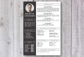 Modern Resume Template Cv Template Get Noticed Creative