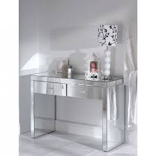 Mirror Furniture Console Table  Steveb Interior : How To Make  Throughout  Romano Mirrored Console