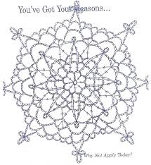 Free Diagram C 257 Pitter Patter Crochet Doily Charts