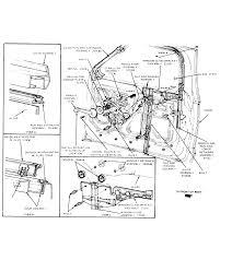 ford door diagram data wiring diagram blog power windows and locks installation for an 85 ranger by budro 1997 ford explorer door diagram ford door diagram