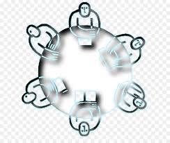 round table technology clip art table