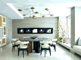 living room art ideas dining room art ideas wall modern decor metal and leather chairs dining