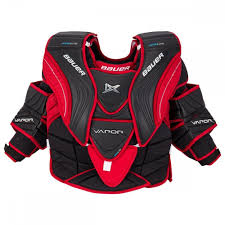 Bauer Goalie Chest Protector Size Chart Bauer Vapor 1x Senior Goalie Chest Arm Protector 17 Model