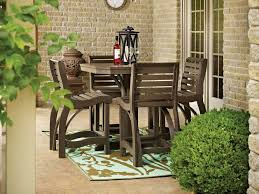 patio dining room tables. traditional natural wood small patio dining table for 4 people room tables