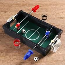 """<b>Игра</b> """"<b>Пьяный футбол</b>"""", поле 36х20 см, 2 стопки, 2 мяча (400212 ..."""