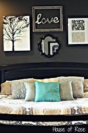 Master Bedroom Wall Makeover Hobby Lobby