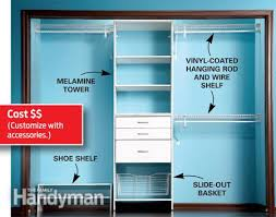 Stylist And Luxury Cheap Closet Organizer Systems Lowes Walk In