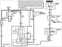 4 wire alternator wiring diagram for alluring auto carlplant and a ford alternator wiring diagram internal regulator luxury ford thunderbird wiring diagram 1995 radio mustang 6 schematic