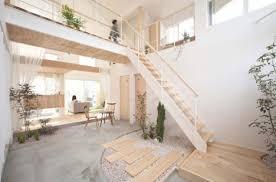 Domestic Bliss Zen GardenStyle Living Room Atrium Space Inspiration Zen Garden Designs Interior
