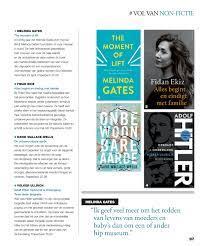 Libris - Libris Vol van Boeken #5 - Hardcover - The moment of Lift - Melinda  Gates