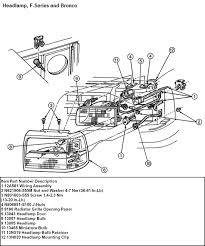 94 ford f150 need to change the headlight out assembly ford f150 headlight wiring diagram at 2000 Ford F 150 Headlight Wiring Diagram