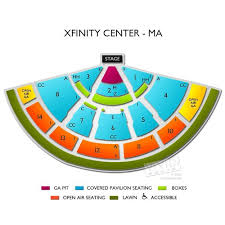 Comcast Center Mansfield Seating Chart Virtual 57 Eye Catching Comcast Center Mansfield Interactive Seating
