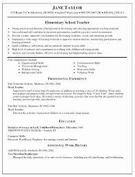 Preschool Resume Template Preschool Teacher Resume Template Awesome Preschool Teacher Resume 20
