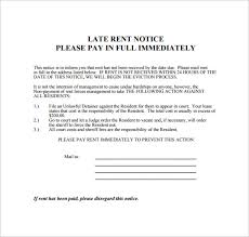 How To Write A Past Due Notice Rent Past Due Under Fontanacountryinn Com