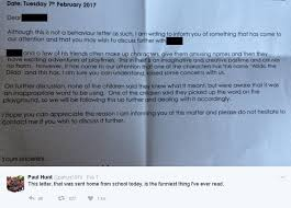 Further Discuss Dad Received This Hilarious Letter From School Regarding His Sons