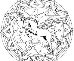 The Last Unicorn Coloring Pages Coloring Pages Of Unicorns For