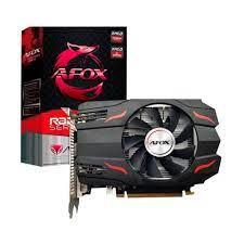 AFOX RX550 4GB DDR5 128Bit DVI/HDMI/DP 16X AFRX550-4096D5H3 EKRAN KARTI