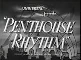 Edward F. Cline Penthouse Rhythm Movie