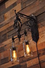 wine bottle lighting. diy wine bottle chandelier liquor hanging pendant sconce steampunk lighting