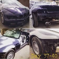 z3 restauration bmw bmwlovers bmw_lovers car coolcar german supercar bmw z3 1996 restauration bmw