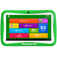 Купить <b>Планшет TurboKids</b> S4 <b>Green</b> в каталоге интернет ...